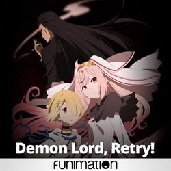 Demon Lord, Retry! (Original Japanese Version)