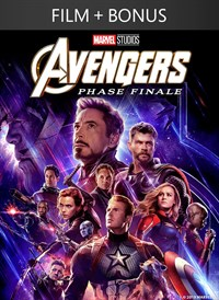Avengers: Endgame + Bonus (French-Canadian)