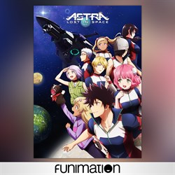 ASTRA LOST IN SPACE (Simuldub)