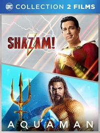 Aquaman/Shazam - 2 Film Collection