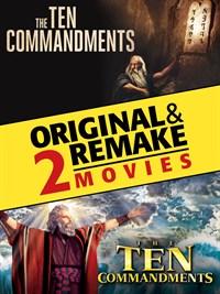 The Ten Commandments 1923 & 1956