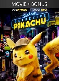 Pokémon Detective Pikachu + Bonus