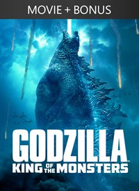 Godzilla: King of the Monsters 4K UHD Digital + Bonus