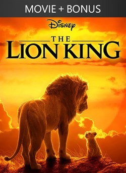 The Lion King (2019) + Bonus