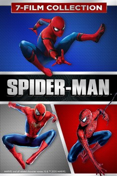 Buy Spider-Man 7-Film Collection from Microsoft.com