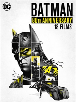 Buy Batman 80th Anniversary Collection from Microsoft.com