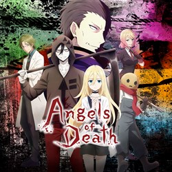 Angels of Death (Original Japanese Version)