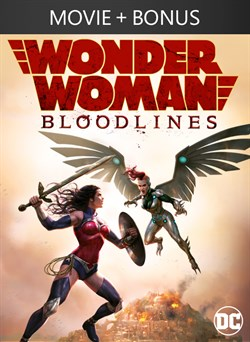 Wonder Woman: Bloodlines + Bonus
