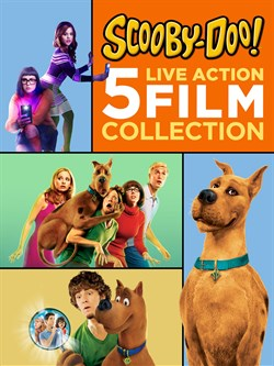 Scooby-Doo! Live Action 5-Film Collection