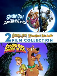 Scooby-Doo! Return To Zombie Island 2-Film Collection