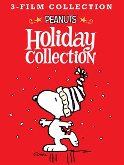 Peanuts Holiday 3-Film Collection Deluxe Edition + Bonus