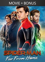 Spider-Man: Far From Home + Bonus (Digital 4K UHD Film)