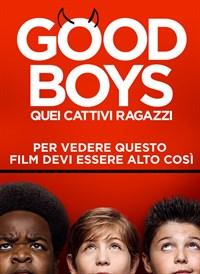 Good Boys: quei cattivi ragazzi
