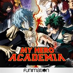 My Hero Academia Uncut