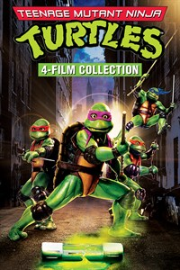 4 Film Favorites: Teenage Mutant Ninja Turtles