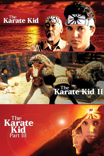 Original Karate Kid 3-Movie Collection (Digital HD)
