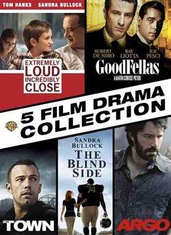 5 Film Drama Collection