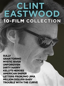 Clint Eastwood 10 Film Collection