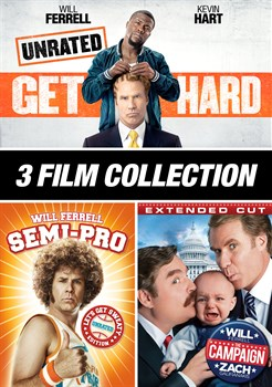 Get Hard Triple Comedy Special (Unrated)