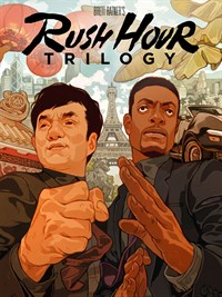 Rush Hour 3-Film Collection