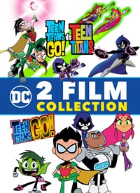 Teen Titans Go! Vs. Teen Titans And Teen Titans Go! To The Movies 2-Film Collection
