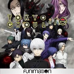 Tokyo Ghoul Uncut