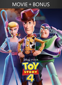 Buy Toy Story 4 + Bonus from Microsoft.com