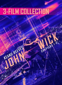 John Wick Chapters 1-3: 3-Film Collection