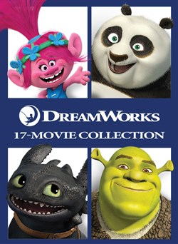 DreamWorks 17-Movie Collection