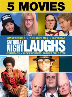 Saturday Night Laughs 5-Movie Collection