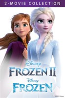 Frozen + Frozen 2 4K UHD Digital Movie