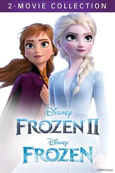 Buy Frozen / Frozen 2 Bundle from Microsoft.com