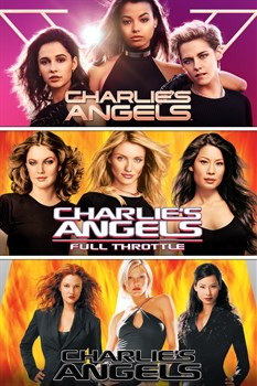 Charlie's Angels - 3 Movie Collection
