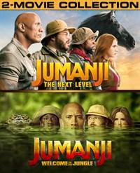 Jumanji 2-Movie Collection