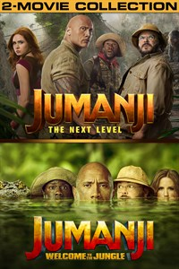 Jumanji 2-Movie Collection