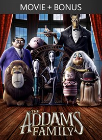 THE ADDAMS FAMILY (2019) + Bonus
