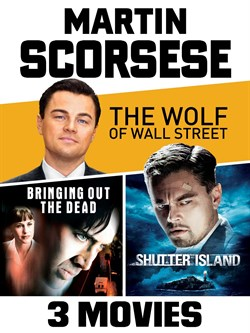 Martin Scorsese 3-Movie Collection