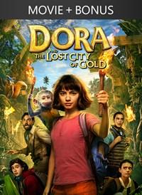 Dora and the Lost City of Gold + Bonus