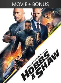 Fast & Furious Presents: Hobbs & Shaw + Bonus