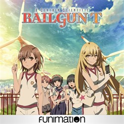 A Certain Scientific Railgun (Original Japanese Version)