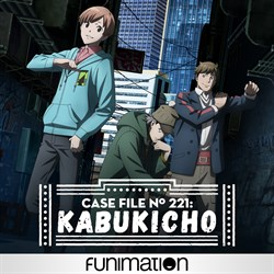Case file n°221 : Kabukicho (Simuldub)