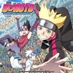 Boruto : Naruto Next Generations Season 1 Sampler Pack