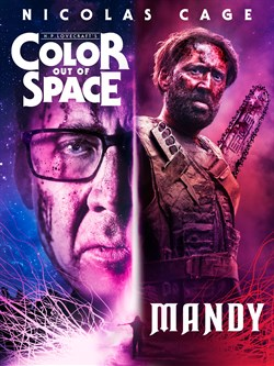 Color Out of Space / Mandy Digital Double Feature