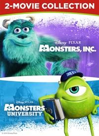 Monsters Inc. & Monsters University Bundle
