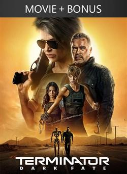 Terminator: Dark Fate + Bonus Content