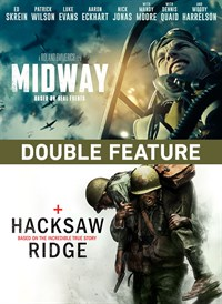 Midway / Hacksaw Ridge - Double Feature