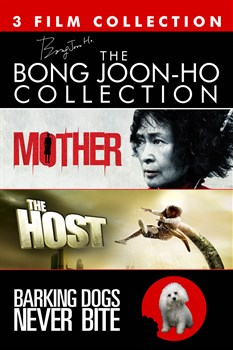 Mother, The Host, Barking Dogs Never Bite 3-Film Collection