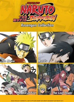 Buy Naruto Shippuden The Movie - The Rasengan Collection from Microsoft.com