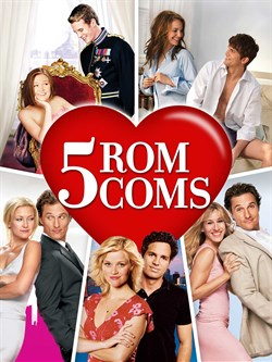 5 Rom Coms