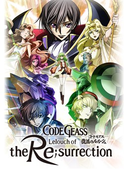 Buy Code Geass: Lelouch of the Re;surrection - The Movie from Microsoft.com
